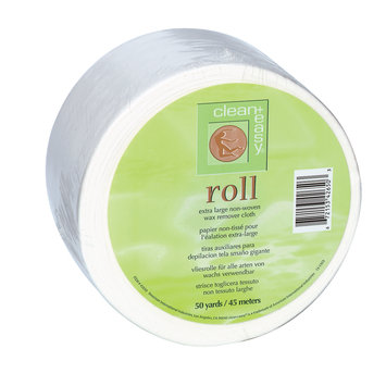 clean + easy Wax Remover Cloth (Roll)