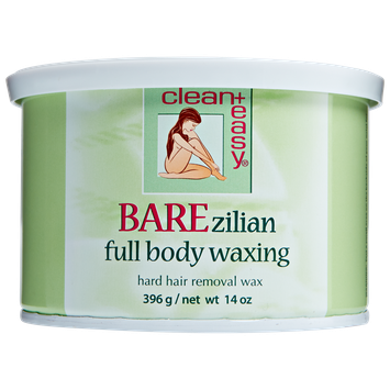 clean + easy Brazilian Pot Wax 14 oz.