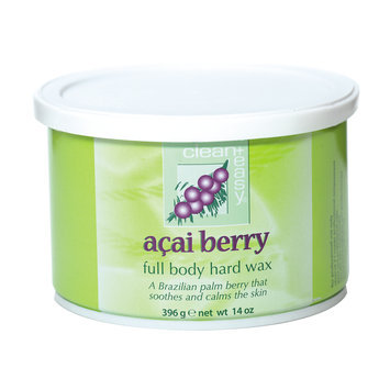 clean + easy Acai Berry Hard Wax
