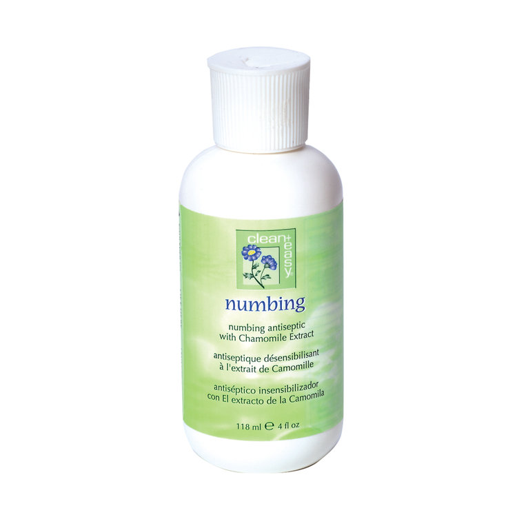 clean + easy Numbing Antiseptic Lotion