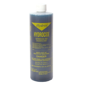 Hydrox Hydrocide Germicide and Disinfectant 16 oz.