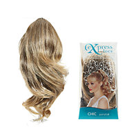 ExpressLocs Ponytail Clip-in Chic Hairpiece Frosted
