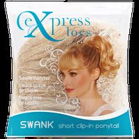 ExpressLocs Ponytail Clip-in Swank Hairpiece Dark Blonde