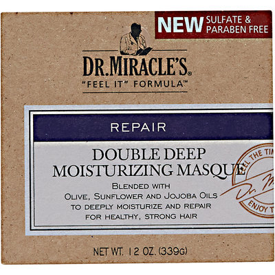 Dr. Miracle's Dr. Miracles Double Deep Moisturizing Masque