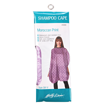 Betty Dain Designer Shampoo Cape Plum #391V