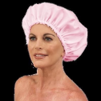 Betty Dain Headline Pink Satinette Sleepwear #426