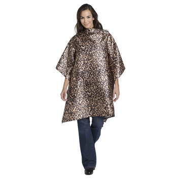 Andre Styling Cape Leopard Print #612