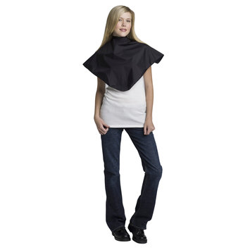 Andre Solid Nylon Comb-Out Cape #317