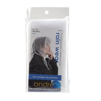 Andre White Rain Glory Cap/Bonnet #900
