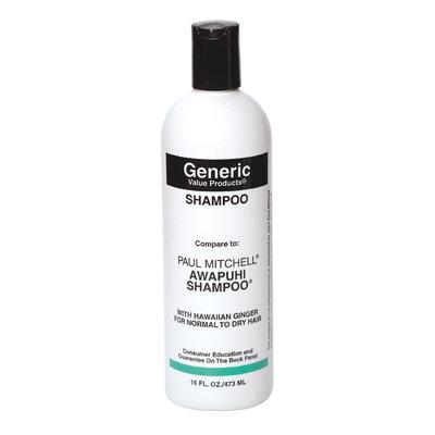 Generic Value Products GVP Awapuhi Shampoo: Compare to Paul Mitchell Awapuhi Shampoo
