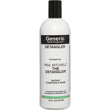 Generic Value Products Detangler compare to Paul Mitchell The Detangler