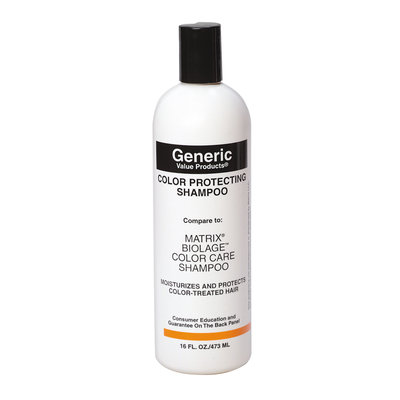 Generic Value Products GVP Color Protecting Shampoo - Compare To Matrix Biolage Color Care Shampoo