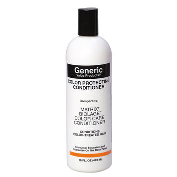 Generic Value Products Color Protecting Conditioner compare to Matrix Biolage Color Care Conditioner