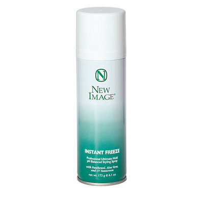 New Image Instant Freeze Ultimate Hold Styling Spray