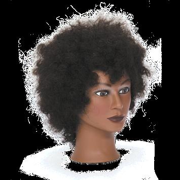 Marianna Miss Michelle Afro Manikin Head