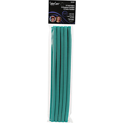 Salon Care Soft Rollers 10 Pack 5/16 INCH