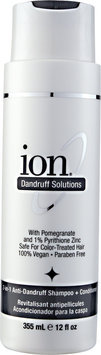 Ion 2-in-1 Anti-Dandruff Shampoo + Conditioner