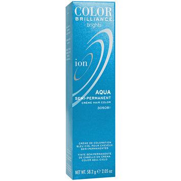 Ion Color Brilliance Brights Semi-Permanent Hair Color Aqua