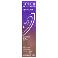 Ion Color Brilliance Master Colorist Series Permanent Creme Hair Color Smoky Pink