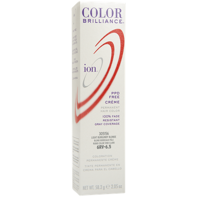 Ion Color Brilliance Permanent Creme 6RV