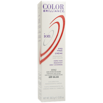 Ion Color Brilliance Permanent Creme 6IR