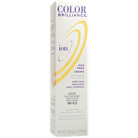 Ion Permanent Creme Hair Color 9N Very Light Blonde