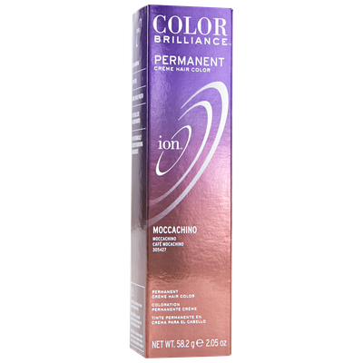 Ion Color Brilliance Master Colorist Series Permanent Creme Hair Color Moccachino