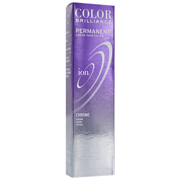 Ion Color Brilliance Master Colorist Series Permanent Creme Hair Color Chrome