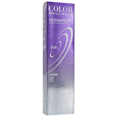 Ion Color Brilliance Master Colorist Series Permanent Creme Hair Color Chrome