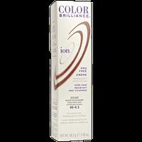Ion Permanent Creme Hair Color 4G Medium Golden Brown