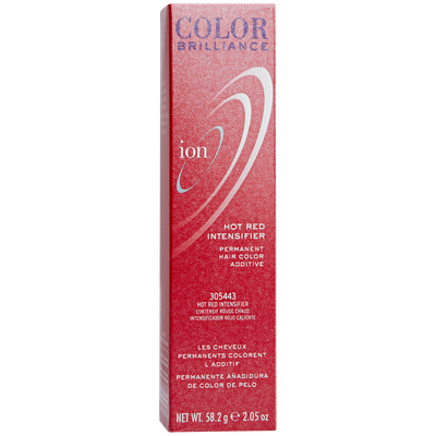 Ion Hot Red Intensifier Permanent Color Additive 2.05 oz