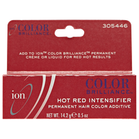 Ion Hot Red Intensifier Permanent Color Additive .5 oz