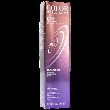 Ion Color Brilliance Master Colorist Series Demi Permanent Creme Hair Color Moccachino
