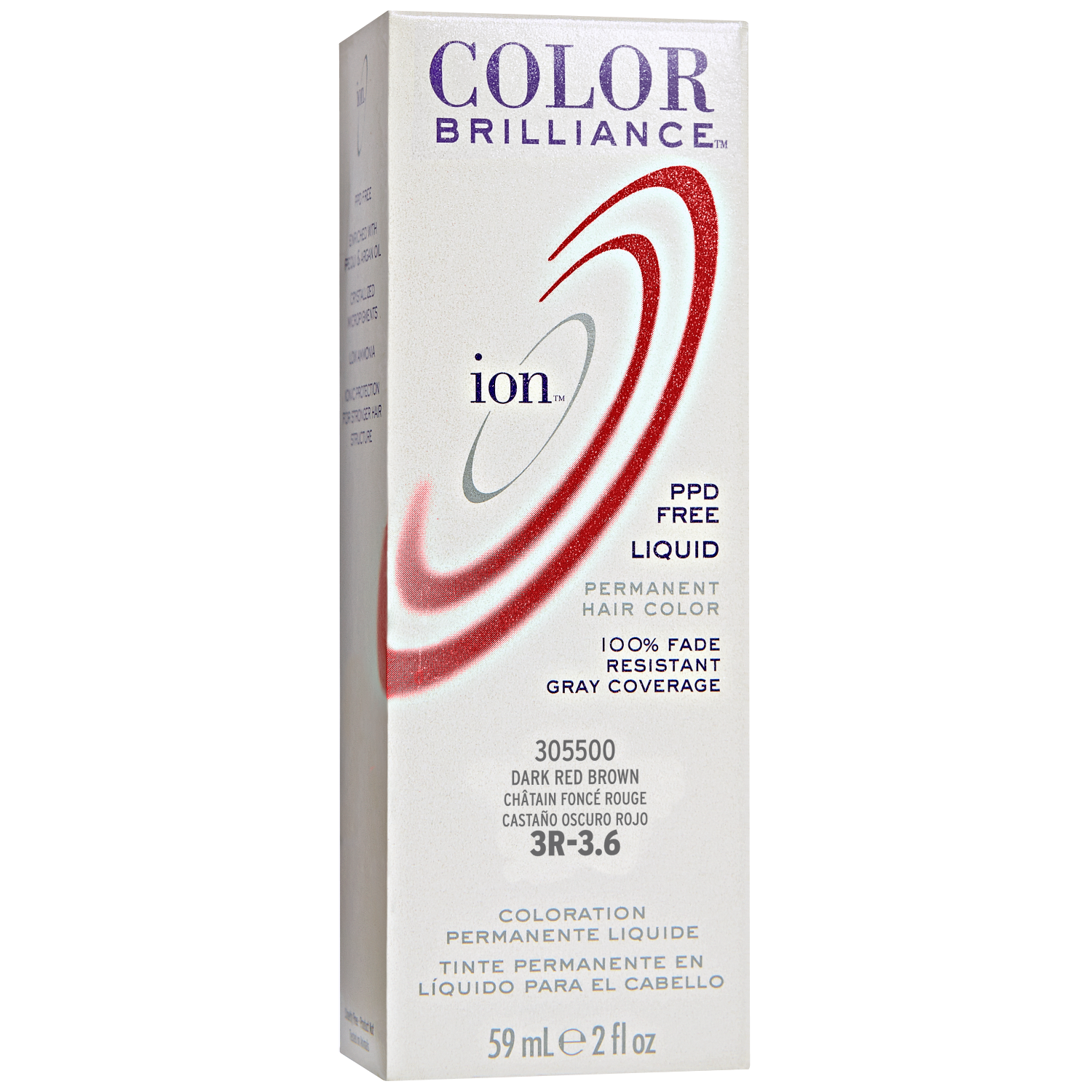 Ion Color Brilliance Permanent Liquid Hair Color