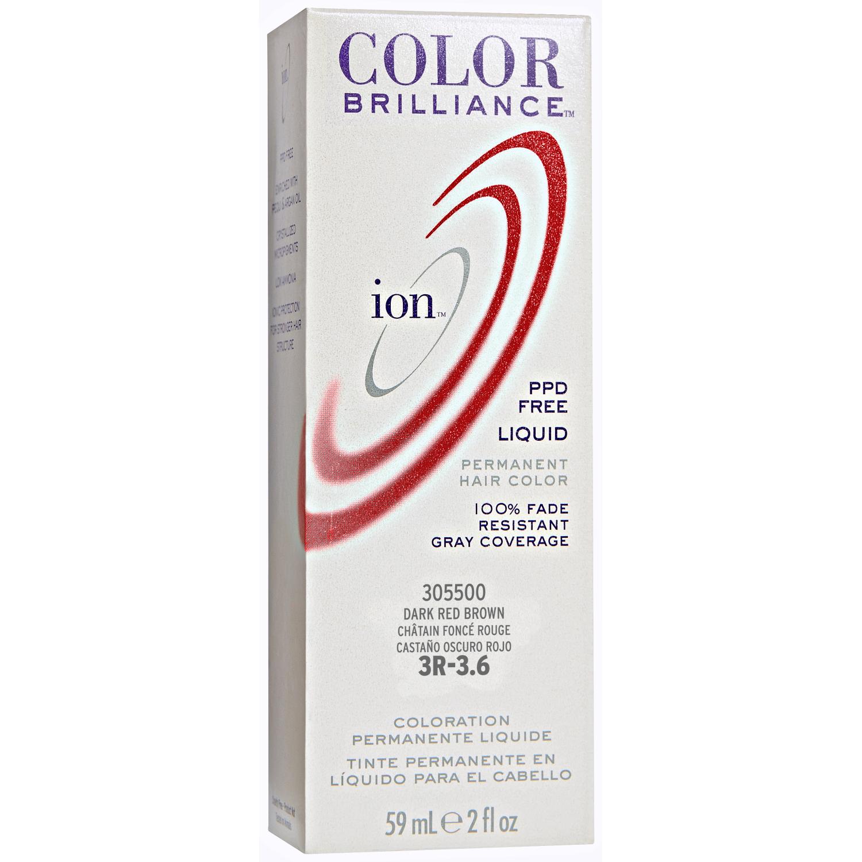 Ion Color Brilliance Permanent Liquid Hair Color