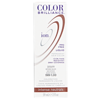 Ion Color Brilliance Permanent Liquid Hair Color 1NN Intense Black
