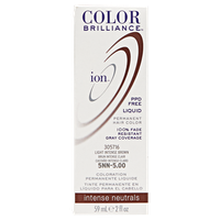 Ion Color Brilliance Permanent Liquid Hair Color 5NN Light Intense Brown