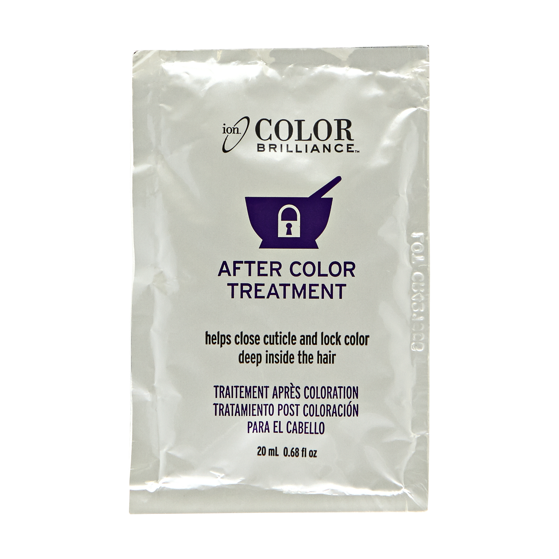 Ion Color Brilliance After Color Treatment Packette