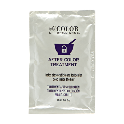 Ion Color Brilliance After Color Treatment Packette