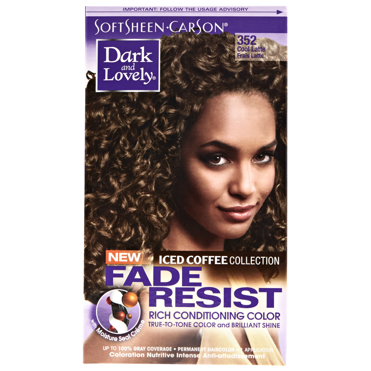 Dark Lovely Dark And Lovely Fade Resistant Hair Color In Iced