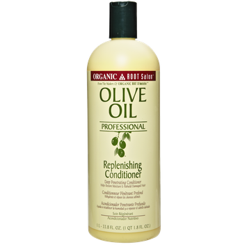 Organic Root Stimulator Olive Oil Replenishing Conditioner 33.8 oz.