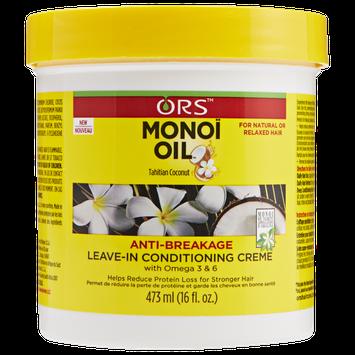 Organic Root Salon ORS Monoi Oil Leave-In Conditioner