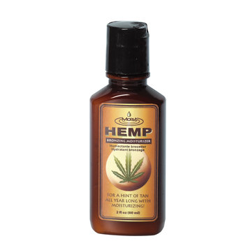 Creative Lab Moist Hemp Bronzing Moisturizer 2 oz.