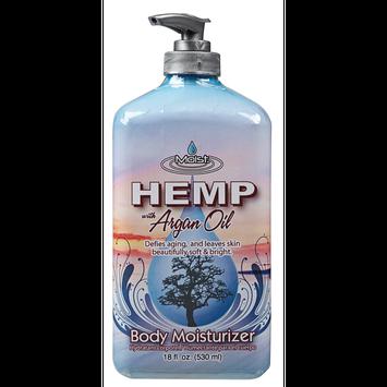 Creative Lab Moist Hemp Argan Oil Body Moisturizer