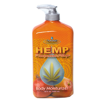Creative Lab Moist Hemp Mango Body Moisturizing Lotion
