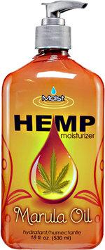 Moist Hemp Moisturizer with Marula Oil