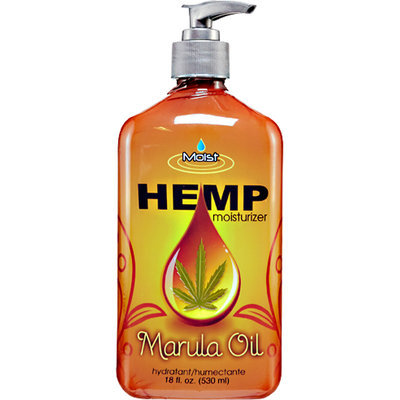 Moist Hemp Moisturizer with Marula Oil