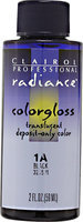 Clairol Professional Radiance Colorgloss Semi-Permanent Hair Color