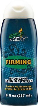 Zero To Sexy Firming Bronzing Tanning Lotion
