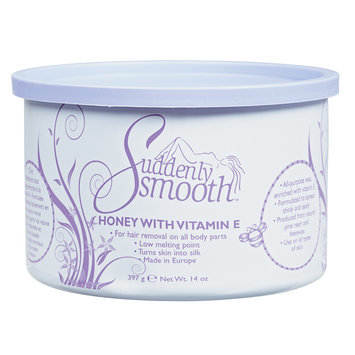 Suddenly Smooth Honey Wax with Vitamin E